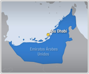 Mapa EAU